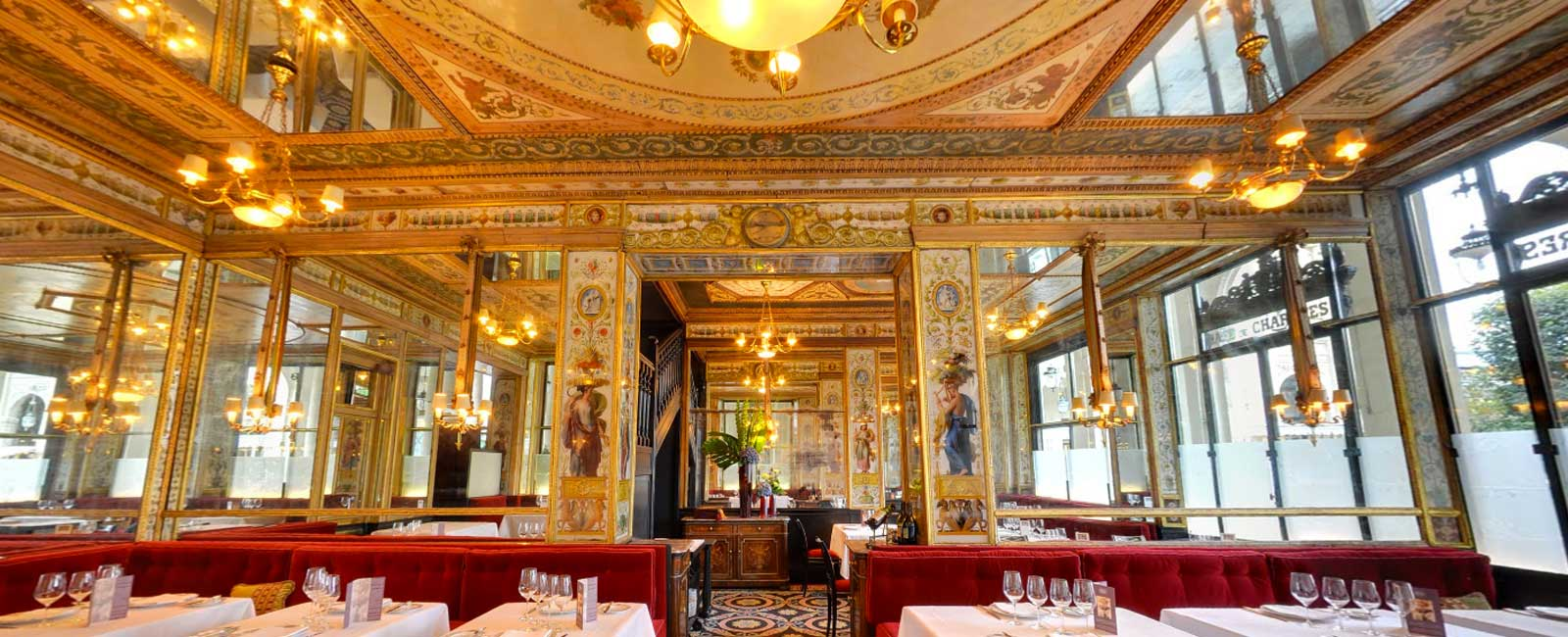 Le grand v four gastronomical restaurant in the heart of for Restaurant cuisine francaise paris